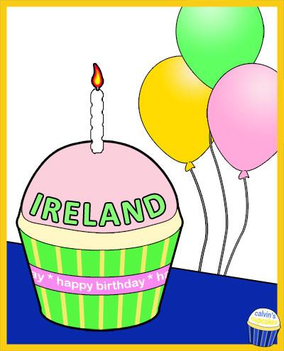 Ireland Lila (3.14.2009)