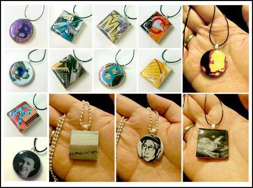 example pendants