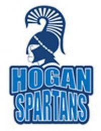 Hogan High School Spartans logo