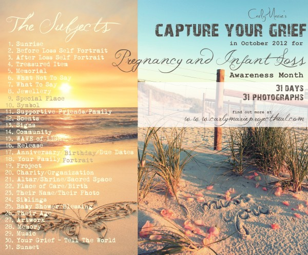 Project Heal: Capture Your Grief