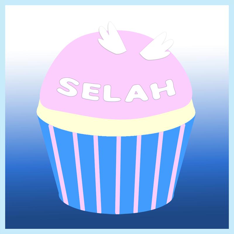 Selah's remembrance cupcake