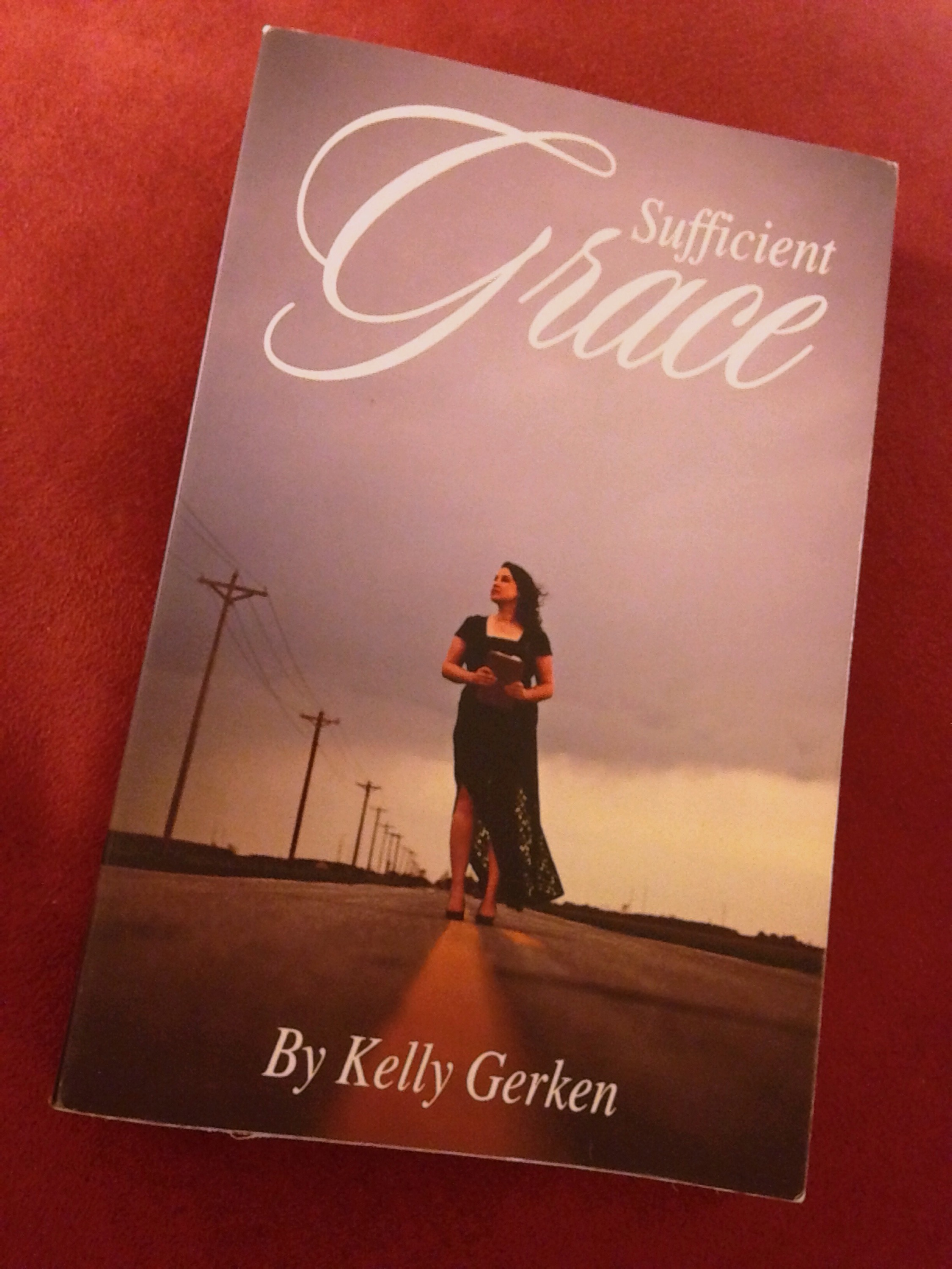 Book Review: <cite>Sufficient Grace</cite> by Kelly Gerken