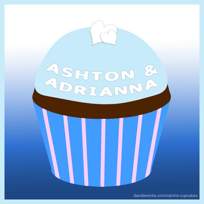 Ashton & Adrianna Leverette (03.27.2012)