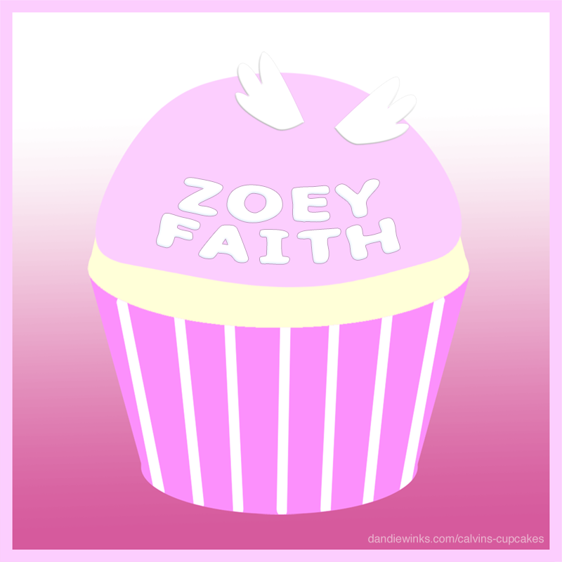 Zoey Faith Kristina (05.07.2013)