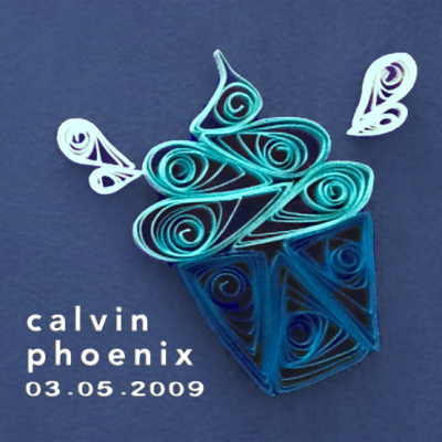 Happy 6th Birthday, Calvin Phoenix